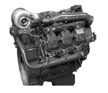 ремонт двигателя mersedes