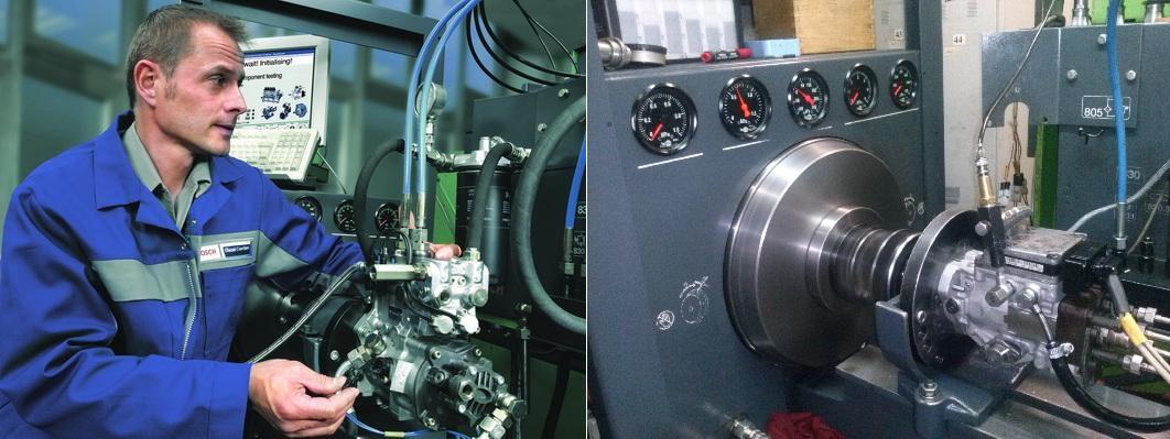 ремонт топливного насоса дизельного двигателя