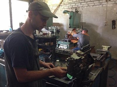 Ремонт топливной аппаратуры в Минске