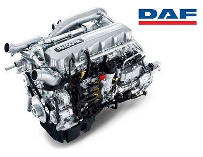 двигатель daf