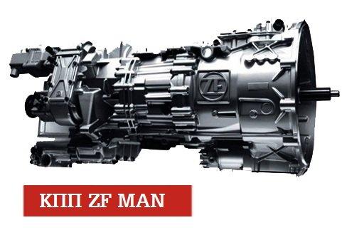 коробка передач MAN