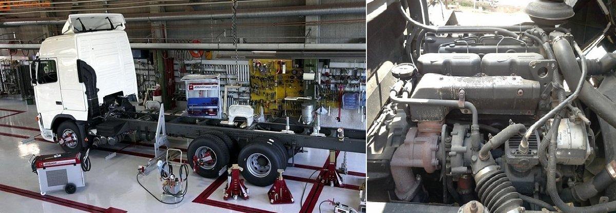 ремонт двигателей Рено