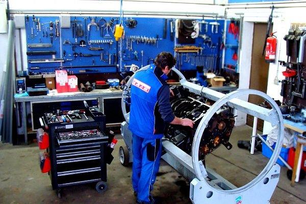 ремонт топливной аппаратуры мерседес