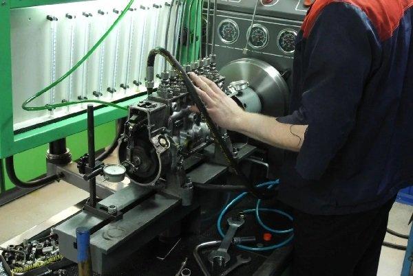 ремонт топливной аппаратуры МАЗ
