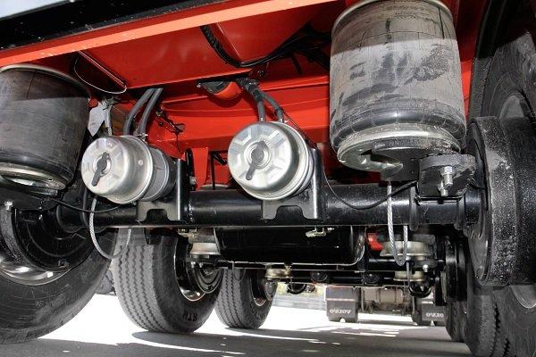 ремонт тормозной системы тягоча Volvo