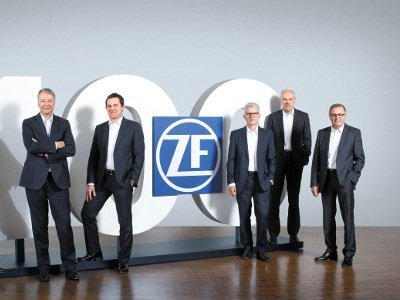 концерн ZF